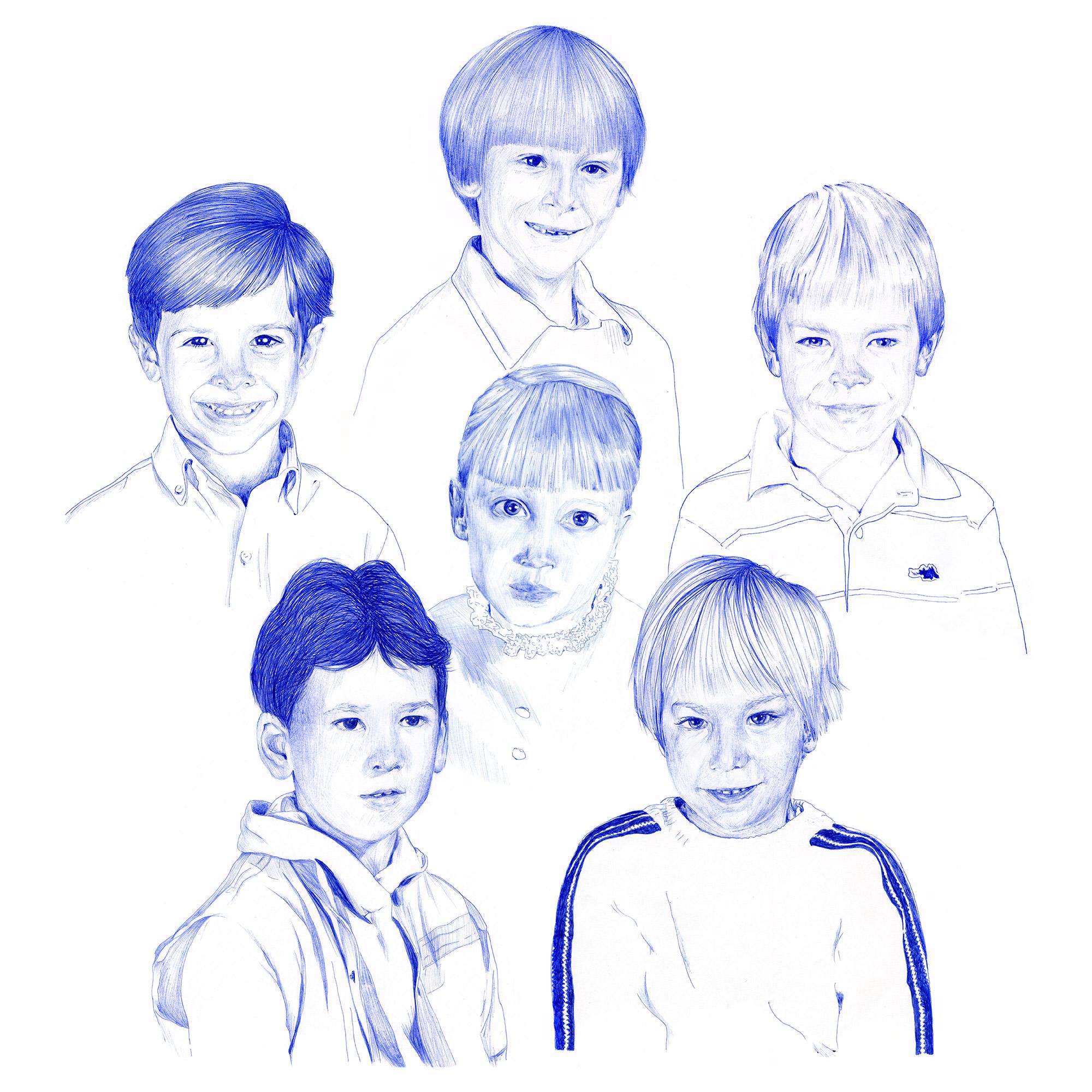 1984 Portraits