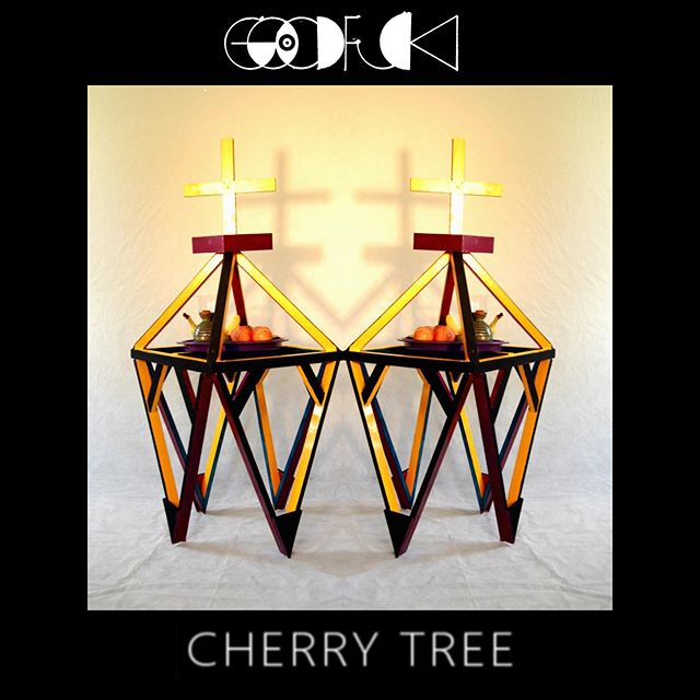 On this day in 2019 @goodfckband self-released our second record Cherry Tree! Go to www.goofduck.com for all your options—streaming, free download, and Ltd edition hand-numbered vinyl pre-order. We ❤️ this record so much and are so excited to share it with everyone 🦋