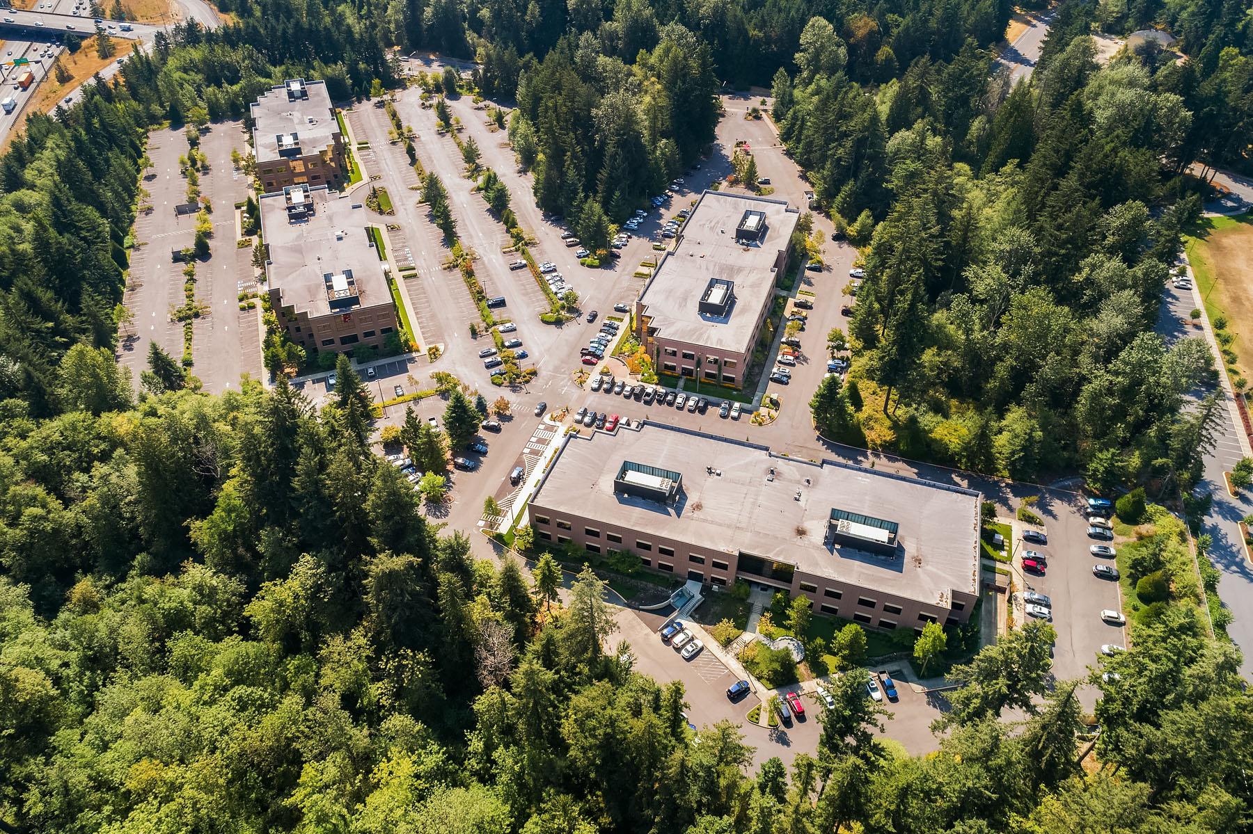 The Sanctuary Buildings