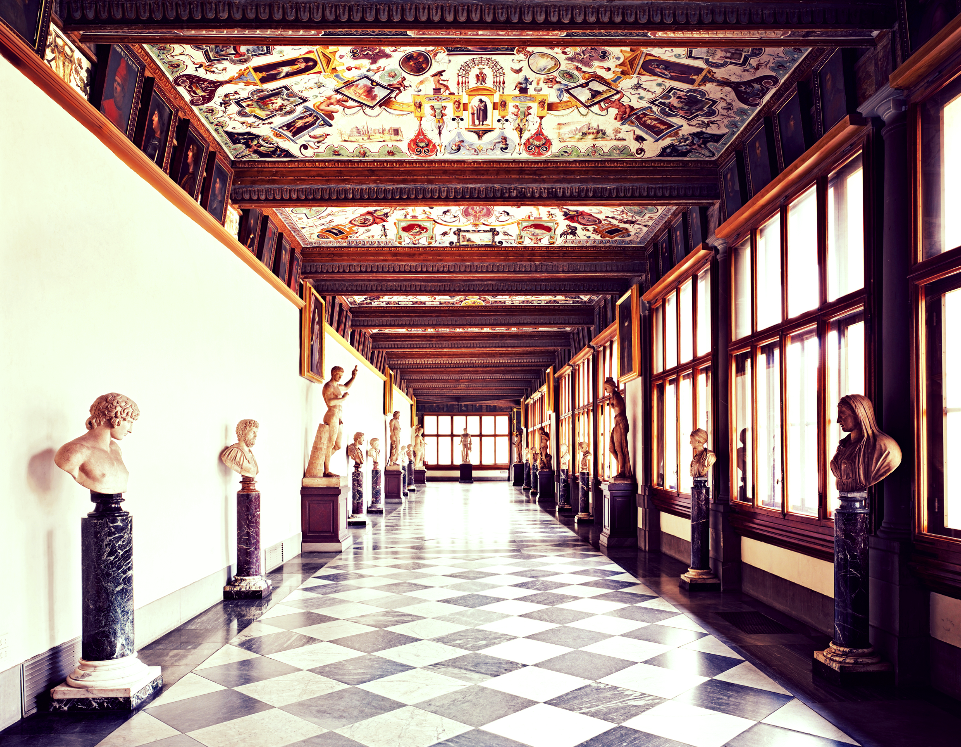 The Uffizi Gallery is a must-see destination. Tickets are best obtained in advance via the gallery's official website.