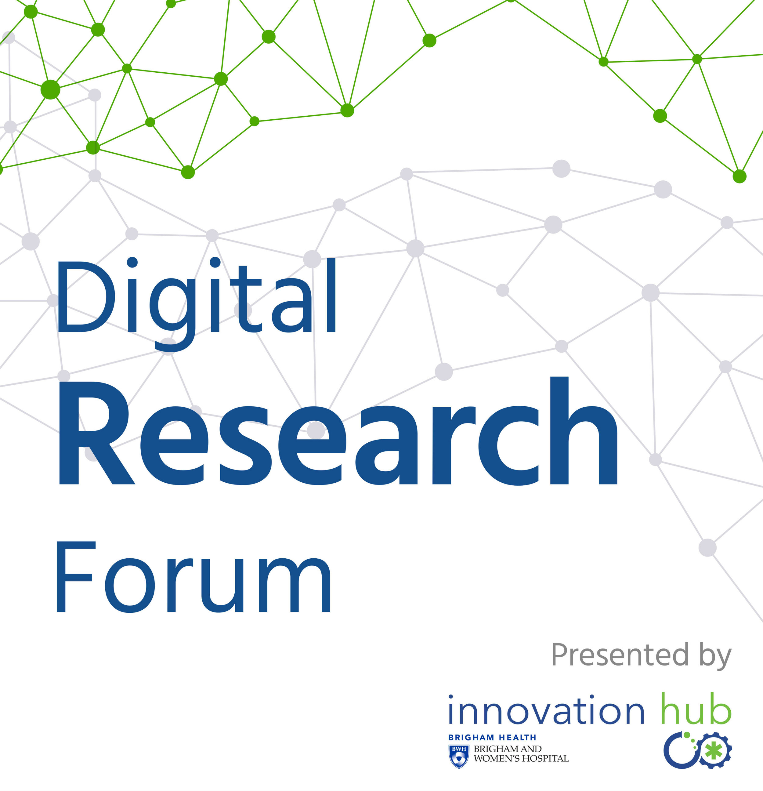 """Calum A. MacRae, MD, Ph.D and Jay Jagadeesan, Ph.D: Digital Research Forum   As part of the Digital Research Forum, iHub welcomed Calum A. MacRae, MD, PhD to discuss """"Getting digital into the clinic: what will it take?"""" while Jay Jagadeesan, PhD presented on """"Virtual, Mixed and Augmented Reality for Diagnostic and Surgical Applications""""."""