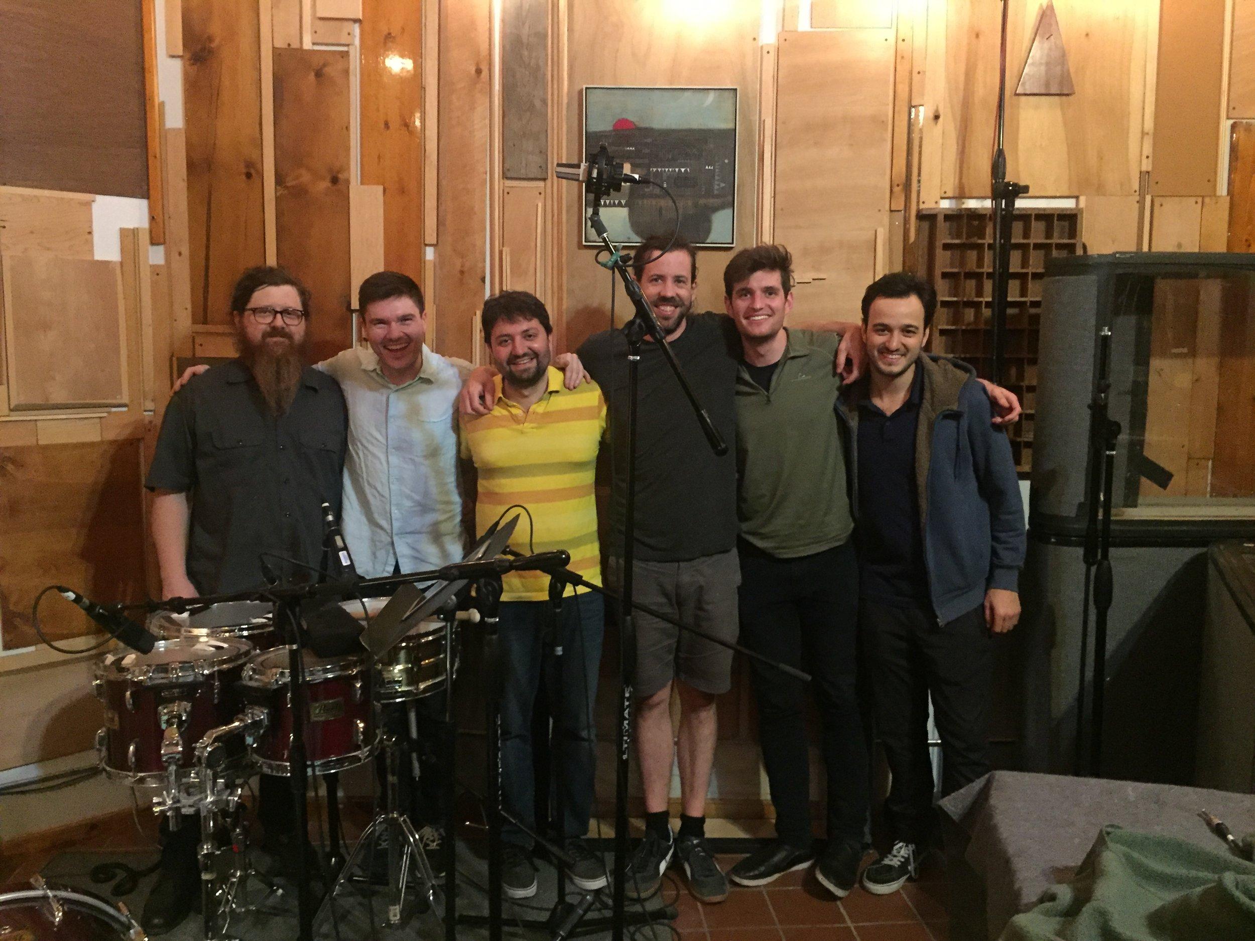 w/ Sandbox Percussion & Lawson White at Good Child Studios