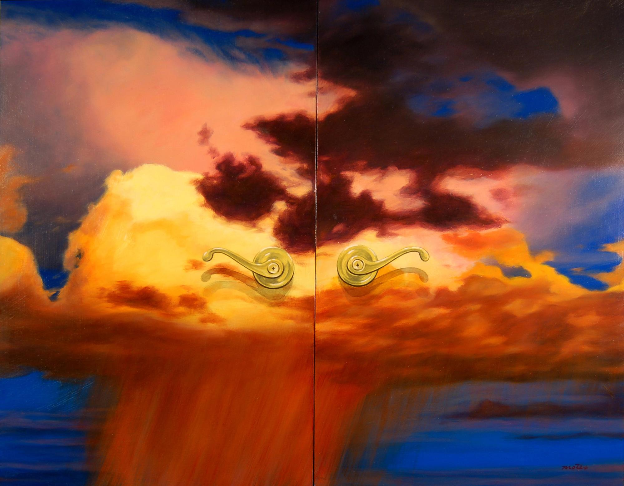 Heaven's Door #21