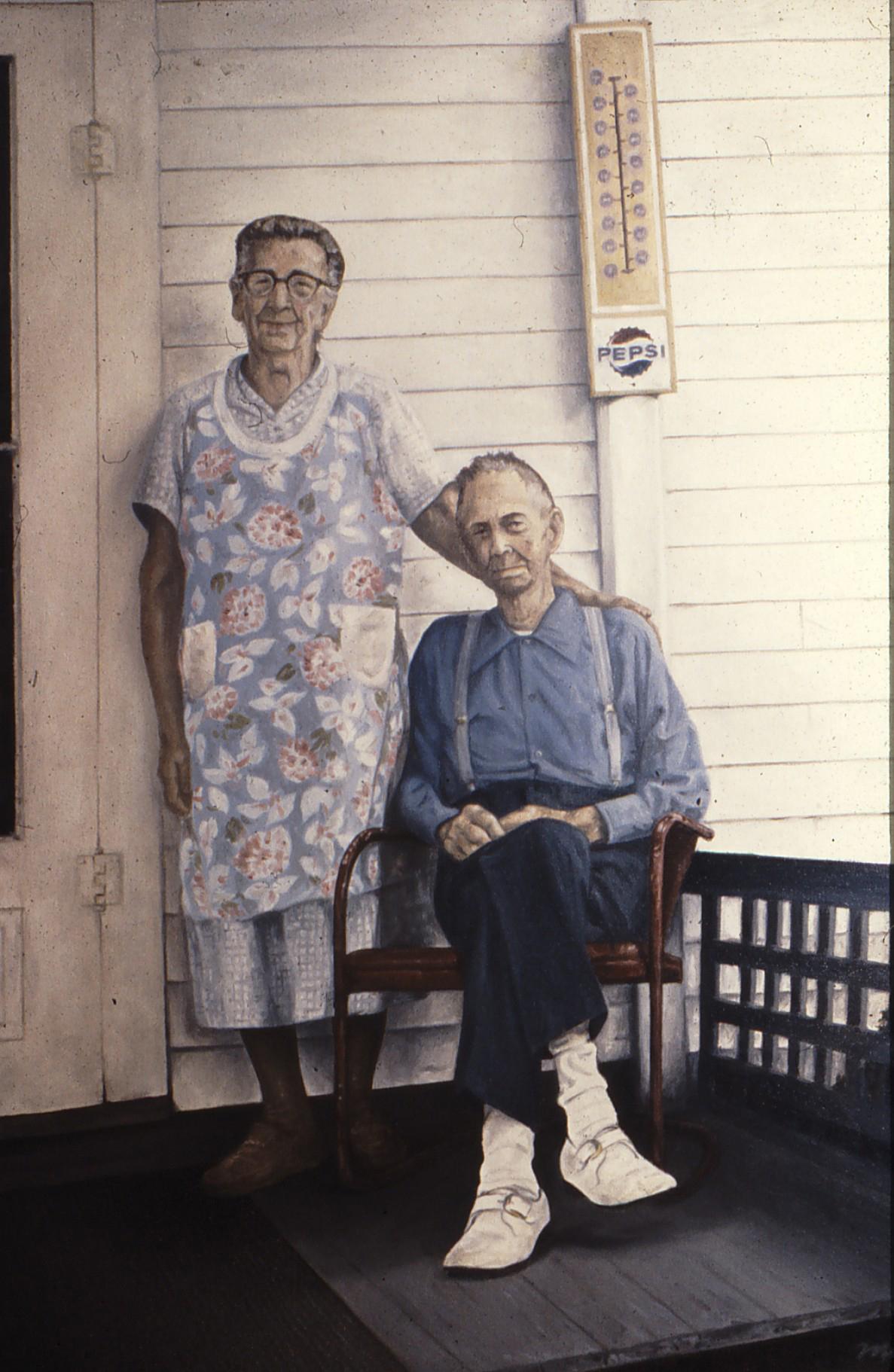 Grandma & Buck