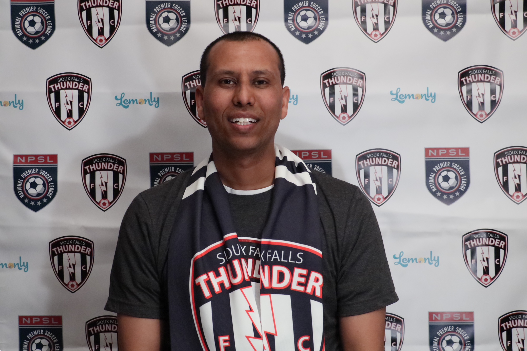 Sioux Falls Thunder FC is proud to announce Mekonnen Afa as the new head coach for the 2018 season. -