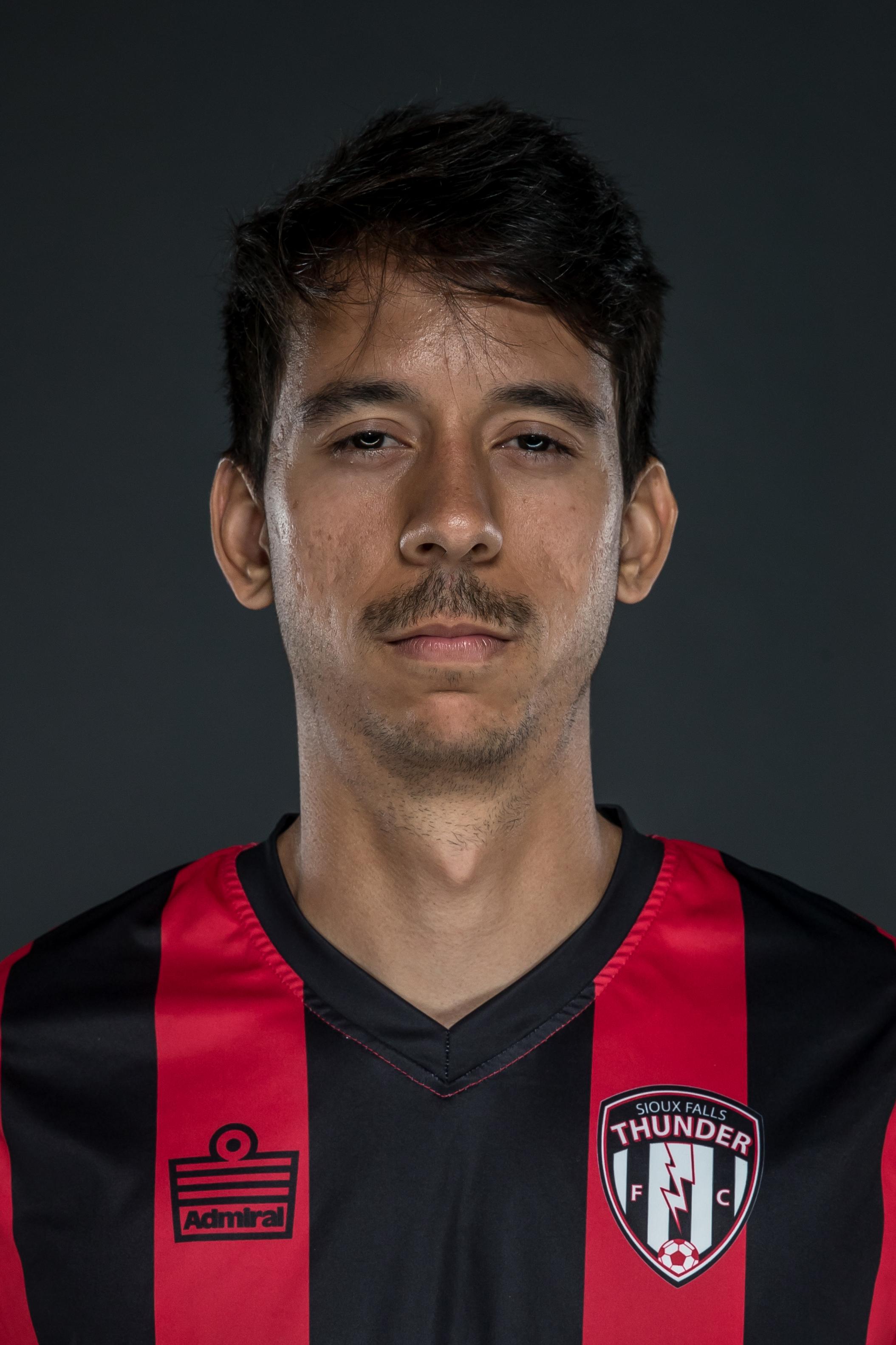 23.  Pedro Tostes Ribeiro Radusewski   Defender // Brasilia, Brazil