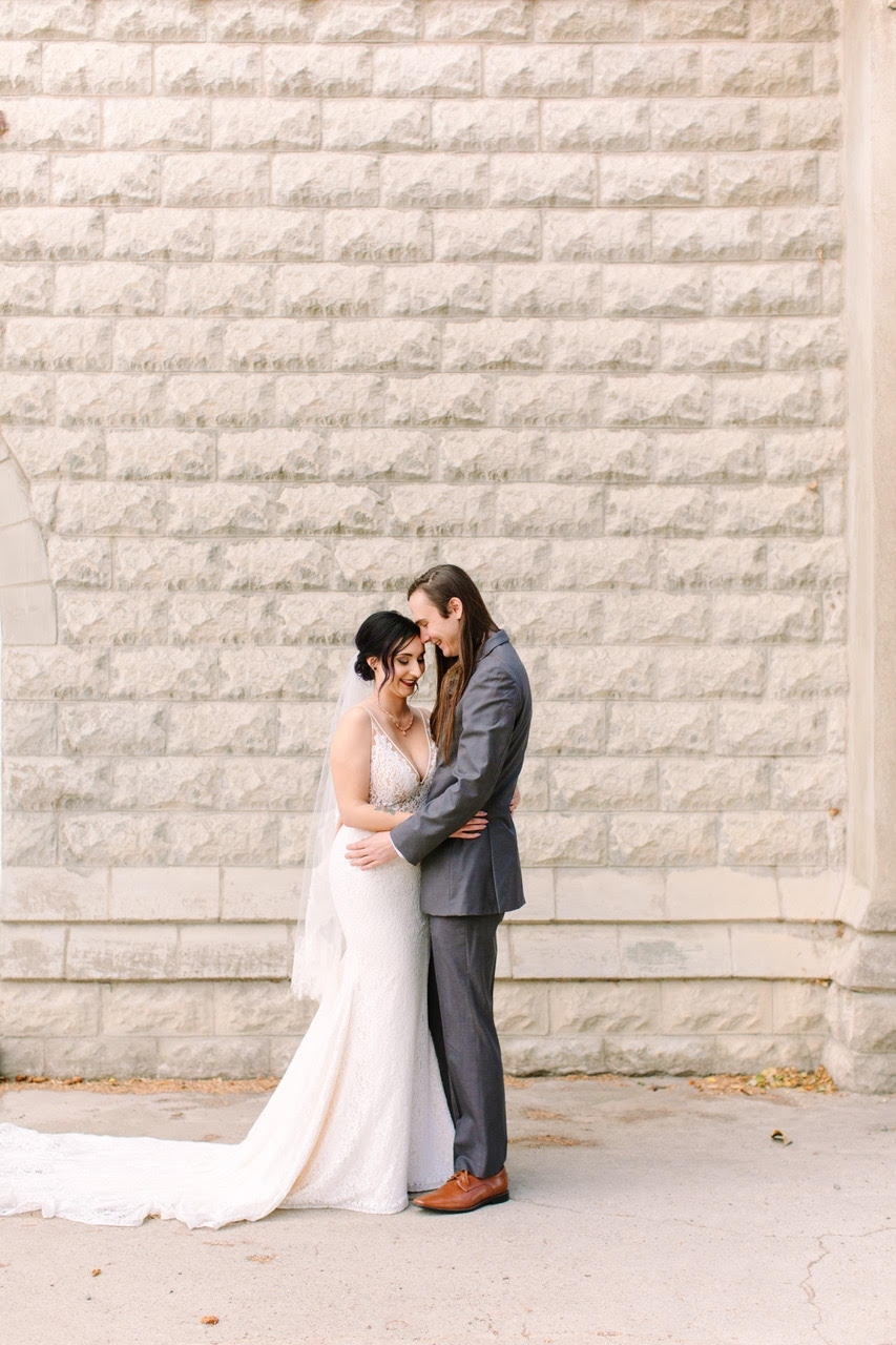 Hannah and Lucus - October 2017 -Photo by  Genevieve Renee