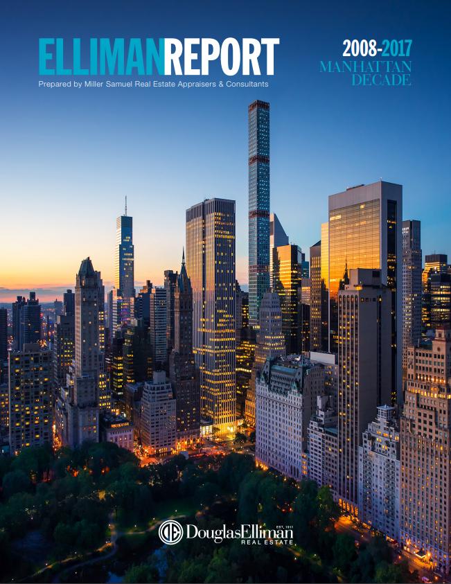 Manhattan Decade Report 2008-2017