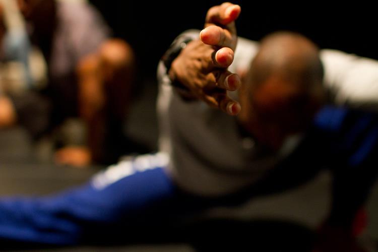 Dancer: Trent D. Williams