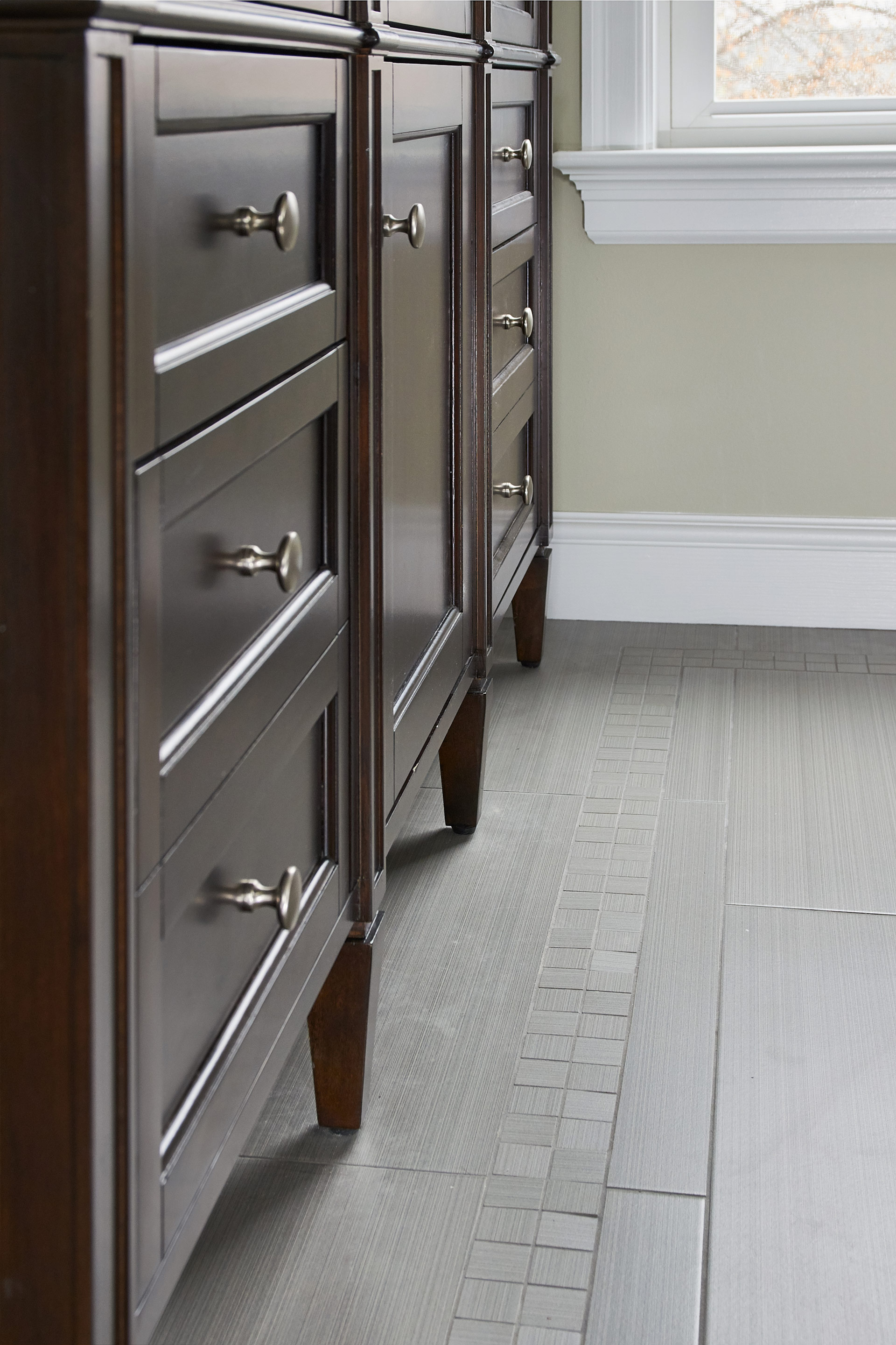 Cabinetry and Tiling Detail