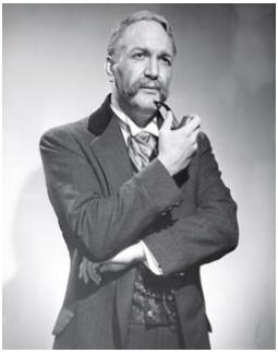 Giorgio -- Old Doctor in Vanessa