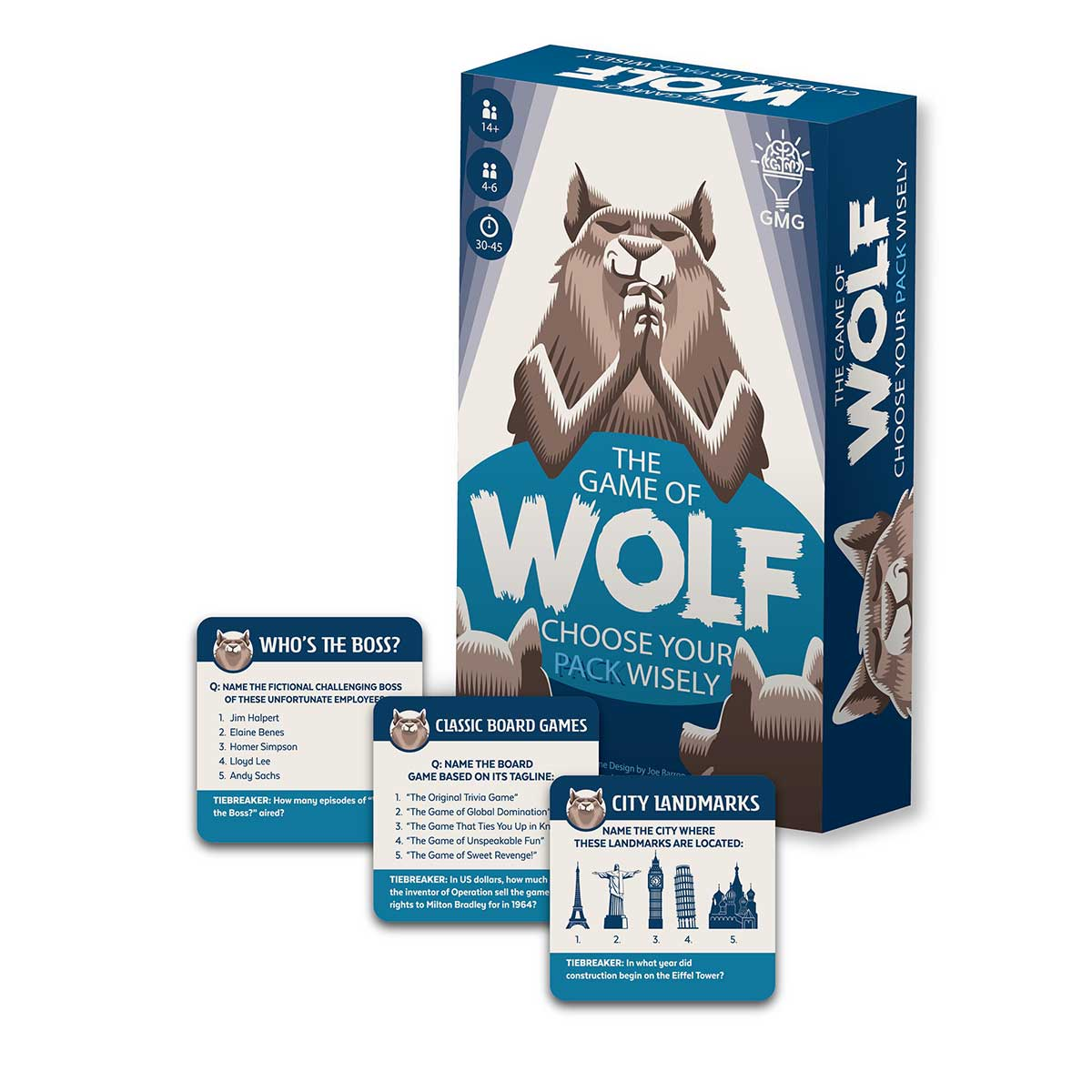 The Game of Wolf
