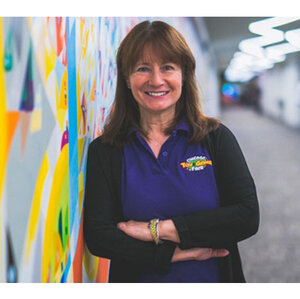 Mary Couzin - CEO of Chicago Toy & Game