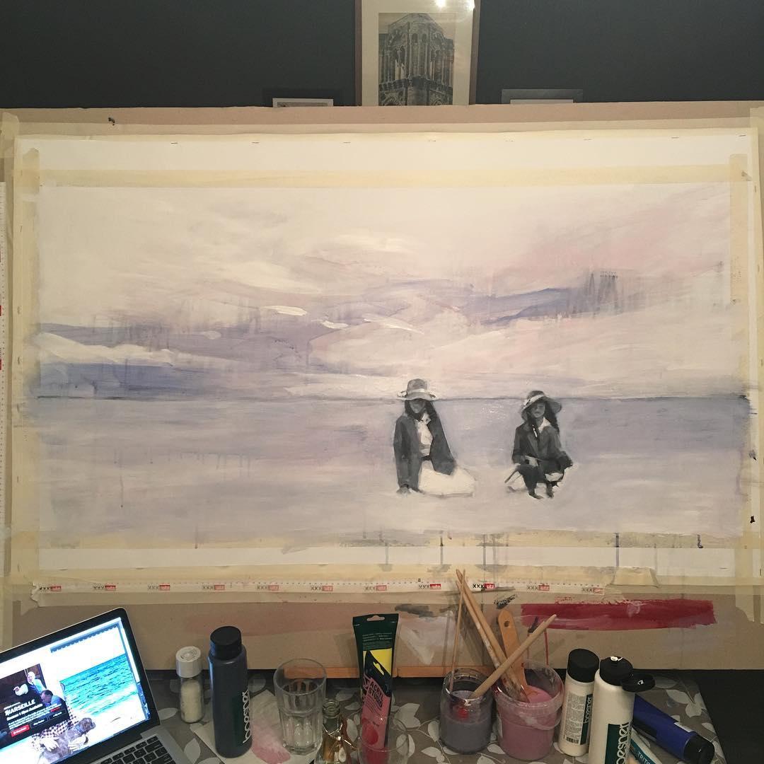Paint Still Image