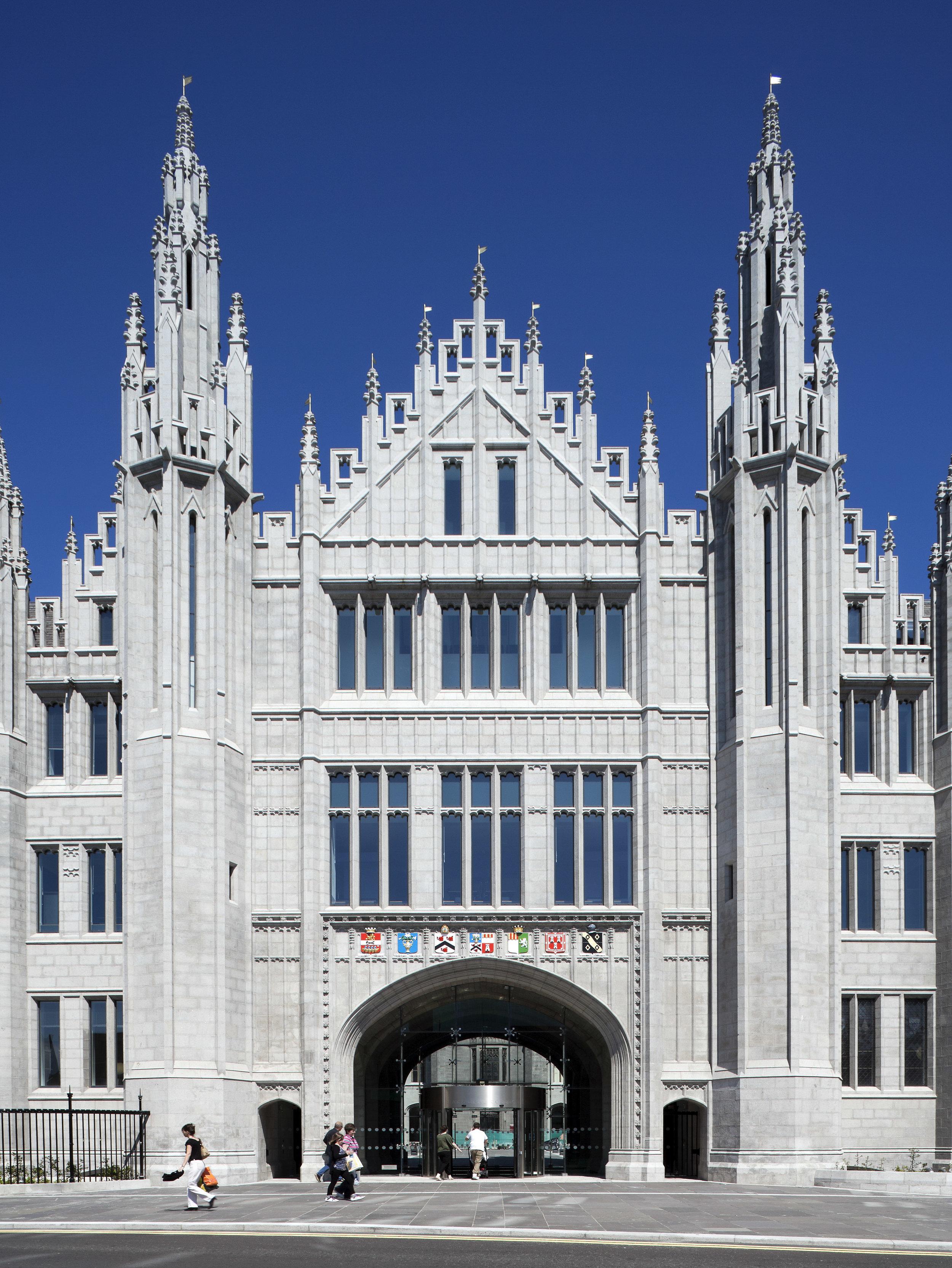 Marischal College, Aberdeen