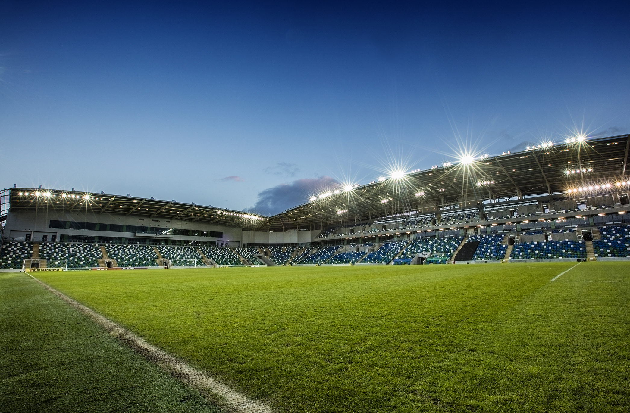 National Football Stadium, Windsor Park