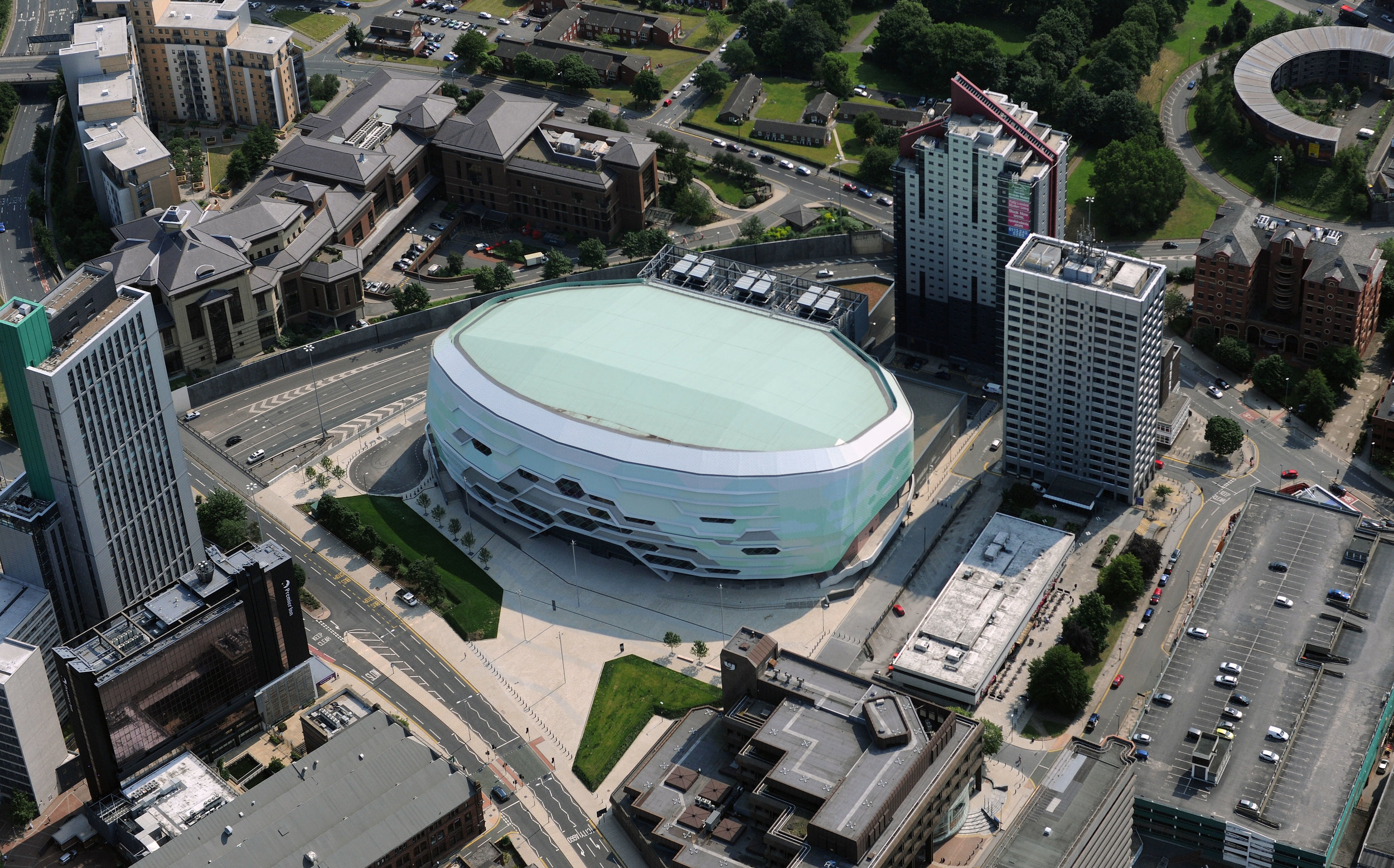 First Direct Arena - Technical Advisor
