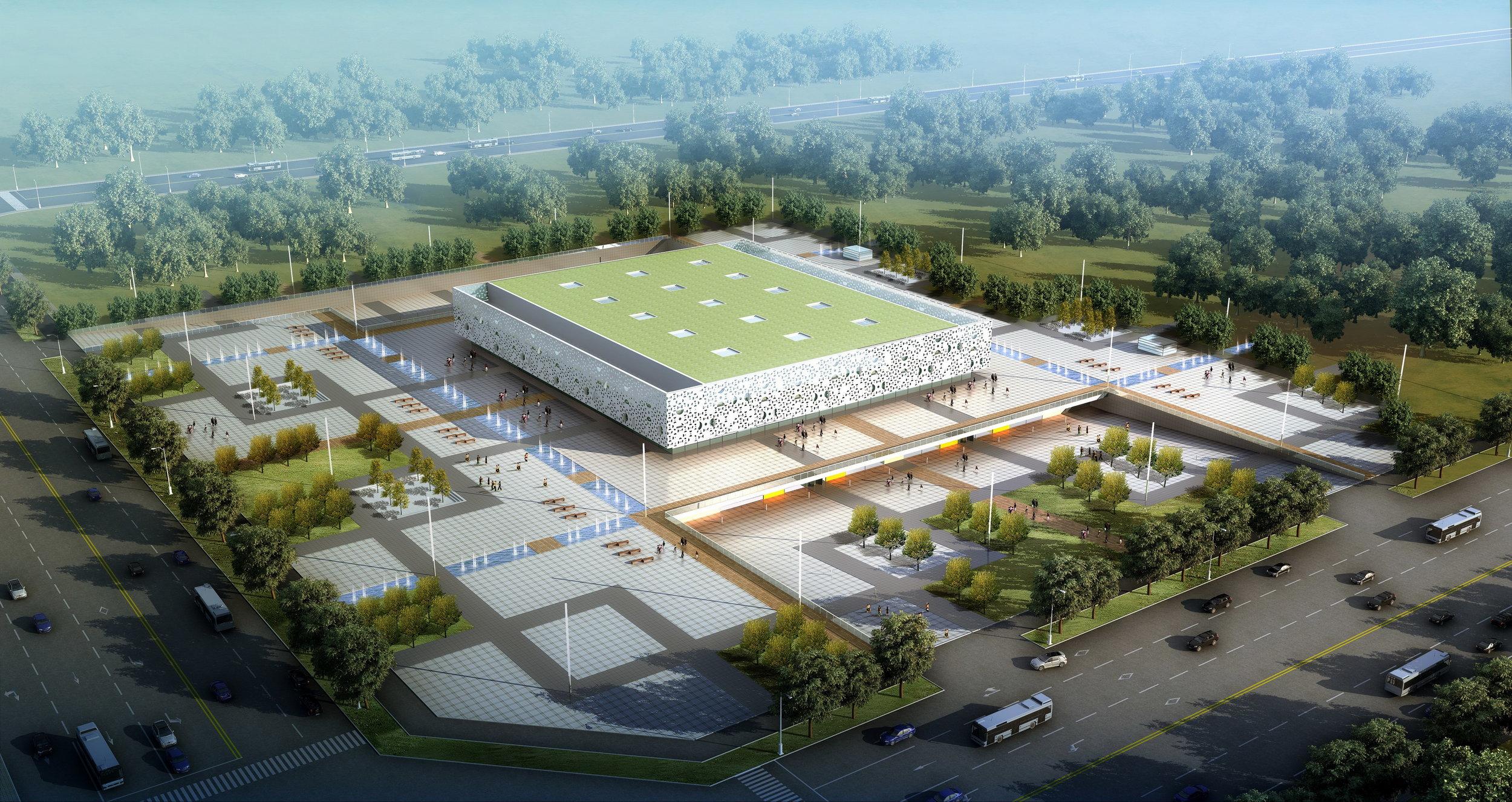 Bozhou Stadium
