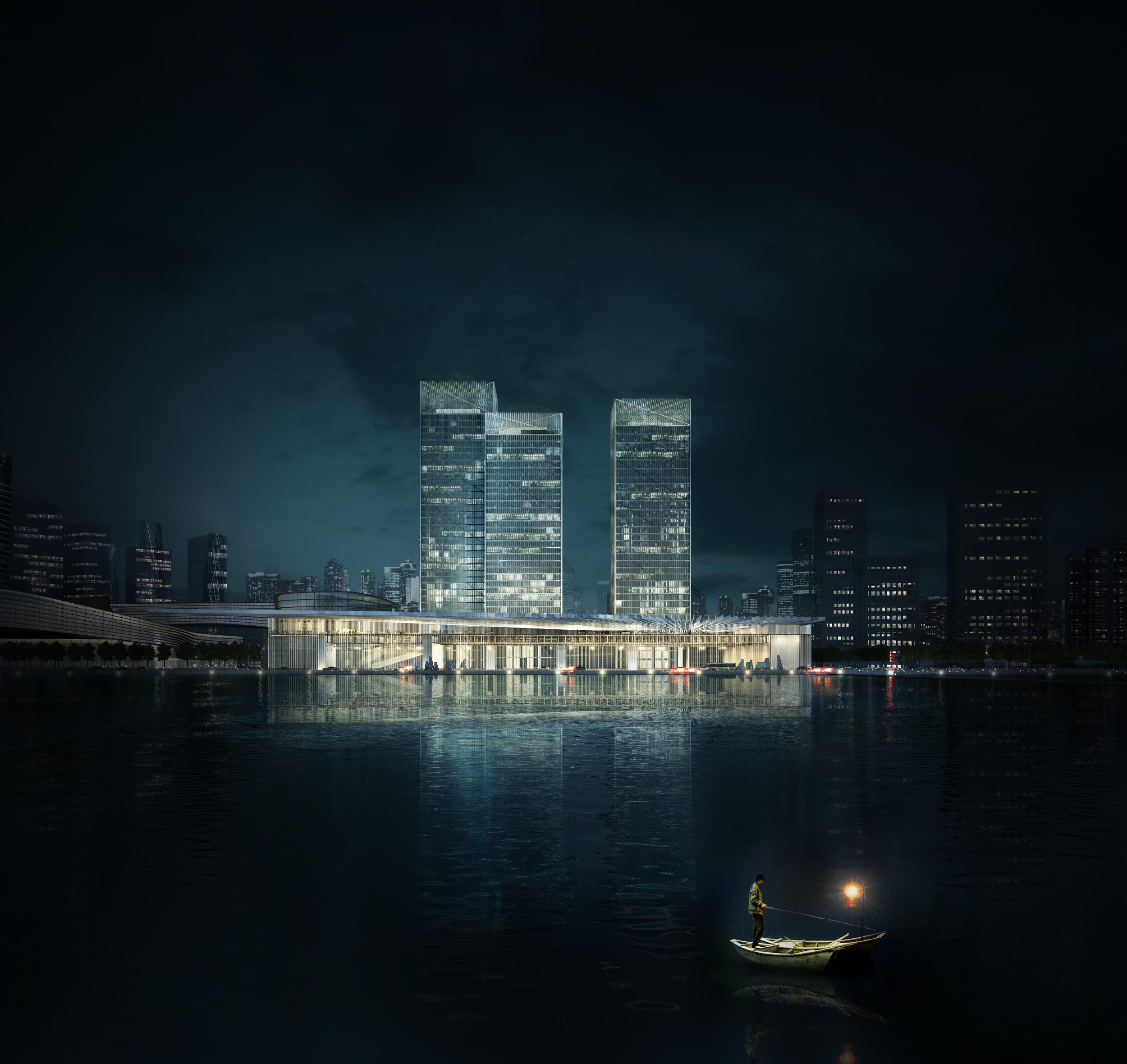 Zhuahai Convention & Exhibition Centre