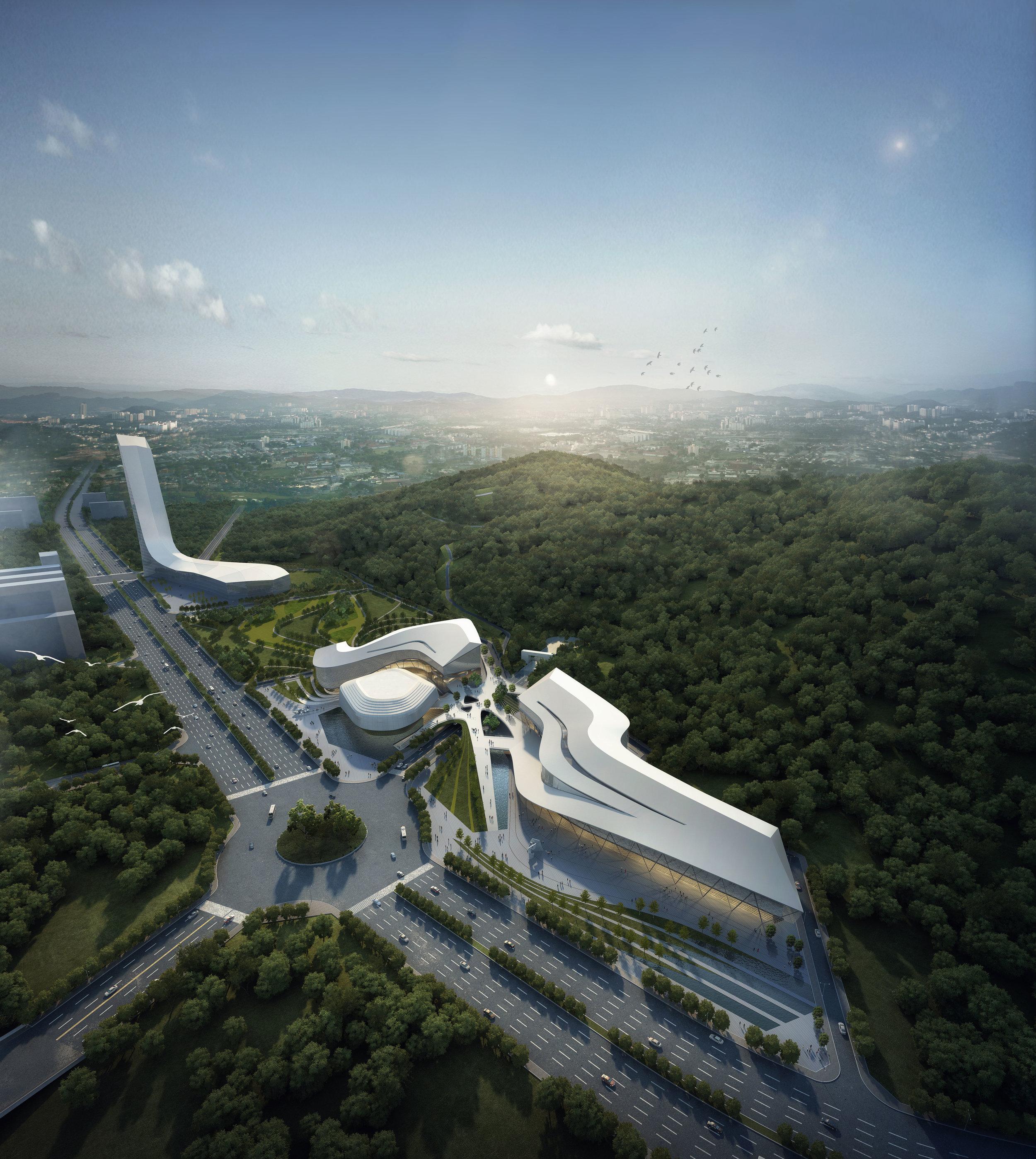 Doumen Exhibition Center
