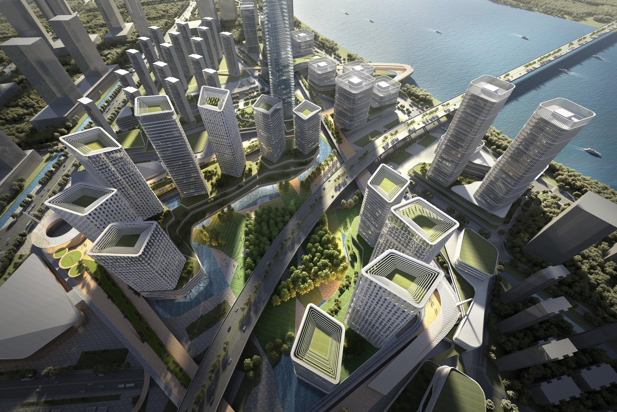 Hengqin Science City