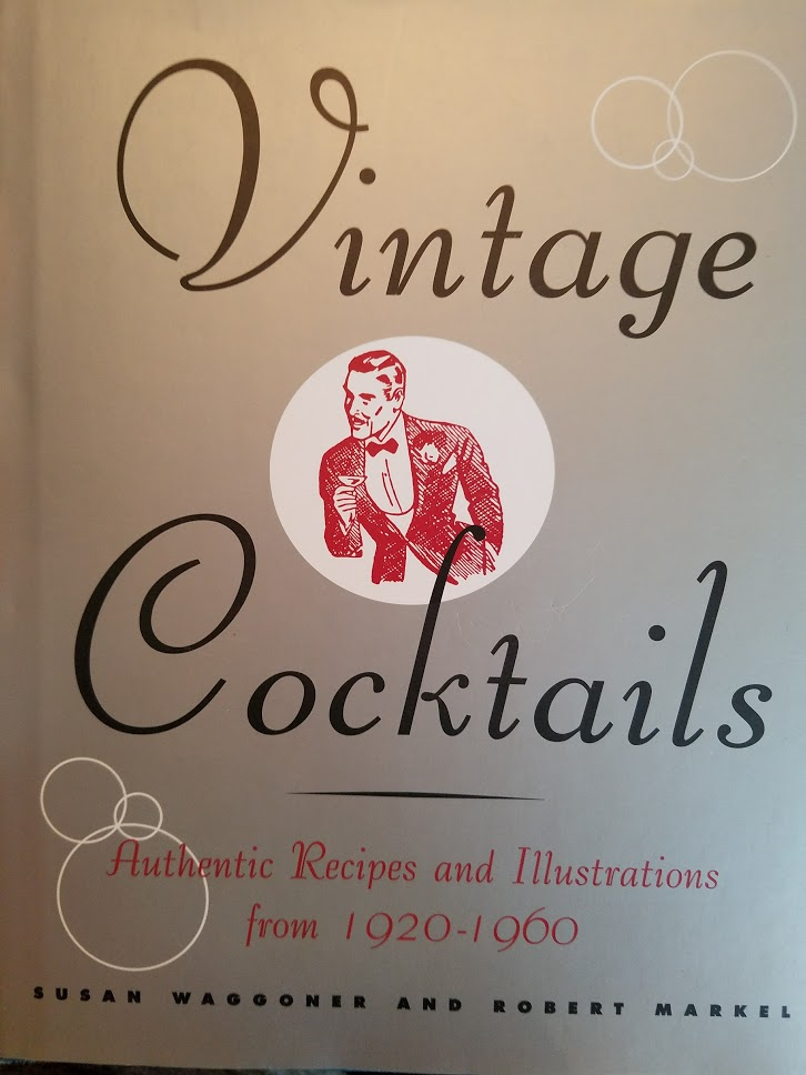 If you are a cocktail-lover and want to know about the classics, you better tell me why you don't have this book on your shelf.