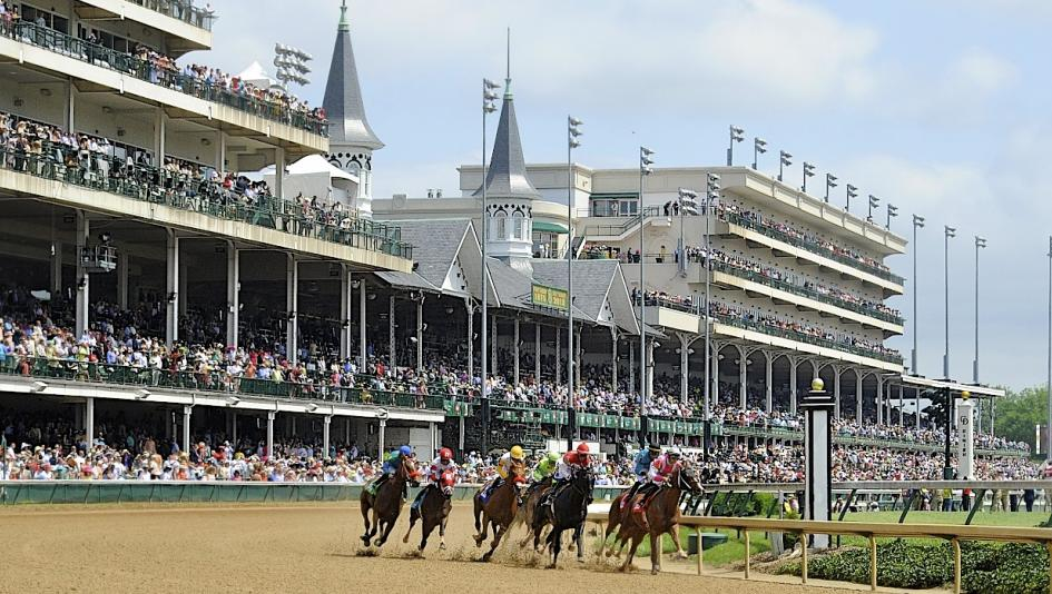 Churchill Downs. Image Credit: America's Best Racing