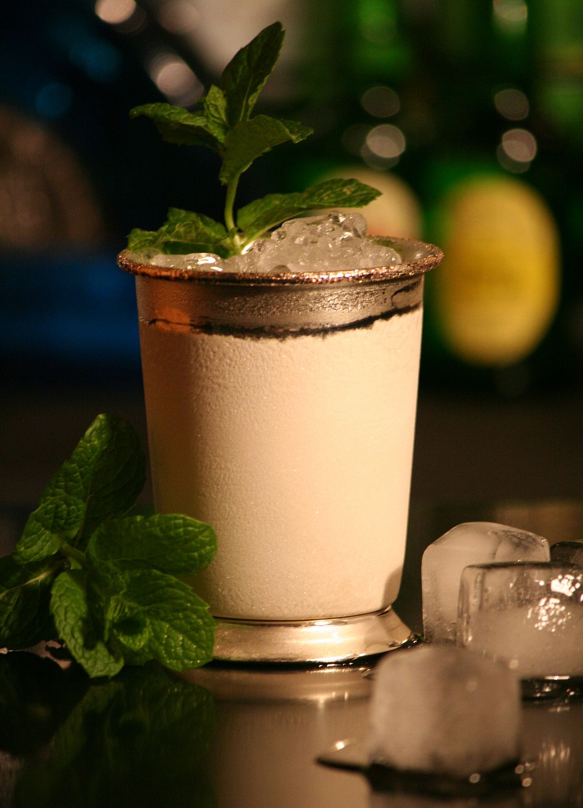 The Mint Julep. Image credit: Wikipedia