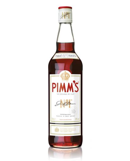 As with Doritos, don't give us the Cool Ranch or X-treme Flavor-Blasted stuff...give us the original Pimm's No.1!