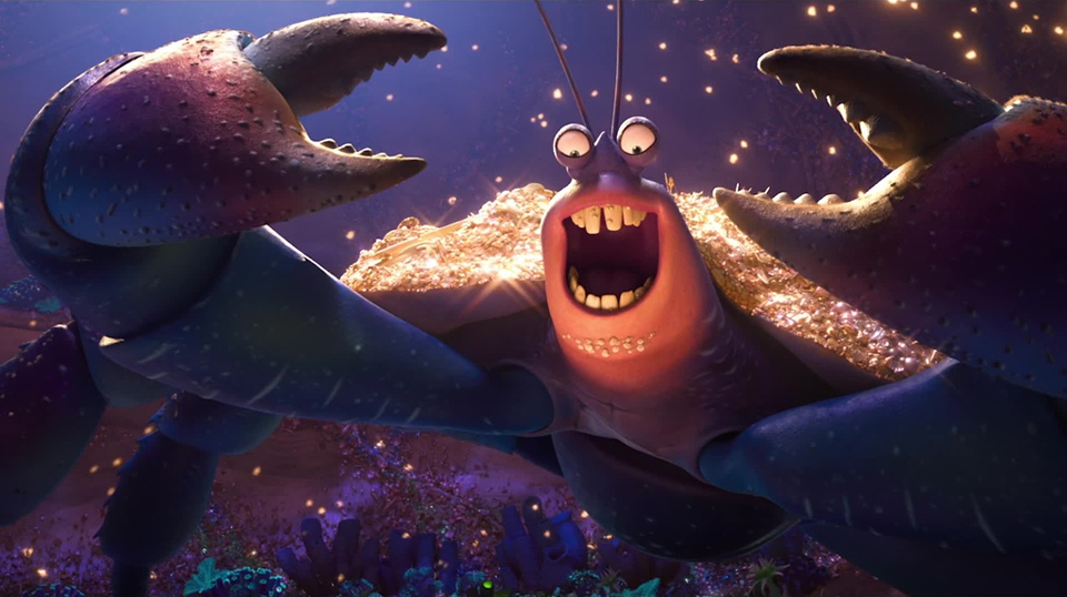 "Tamatoa (voiced by New Zealand native Jemaine Clement) know that while Sauvignon Blanc is the ""shiny"" grape variety, don't forget about the others offered by New Zealand's wine producers! Image credit:  Disney Wiki"