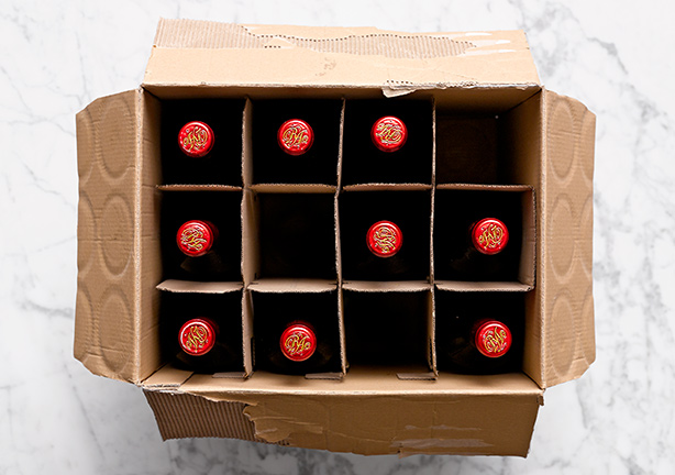 Need to fill up a case of wine? Don't worry...I have you covered! Image credit:  eSommelier