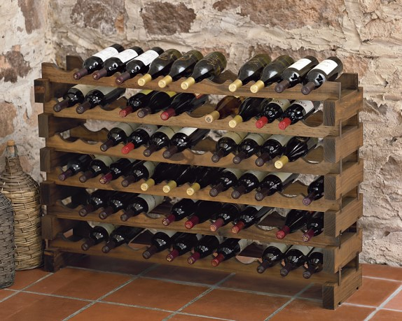 Time to build up that wine cellar with some great-tasting wines that still offer you value! Image credit:  Williams-Sonoma