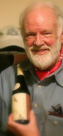 "Known as ""Papa Pinot"", David Lett (1939-2008) had the vision and passion to make Pinot Noir successful in Oregon's Willamette Valley. Image credit: Wikipedia"