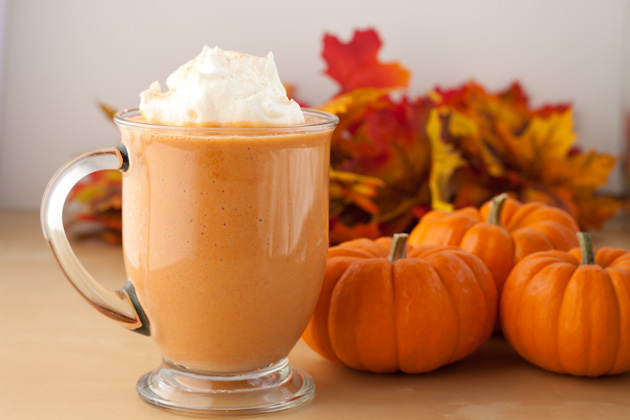 I know you love this stuff, Pumpkin Spice People. But I have something else for you that will get you excited for some fall drinking. Image credit:  Healthful Pursuit