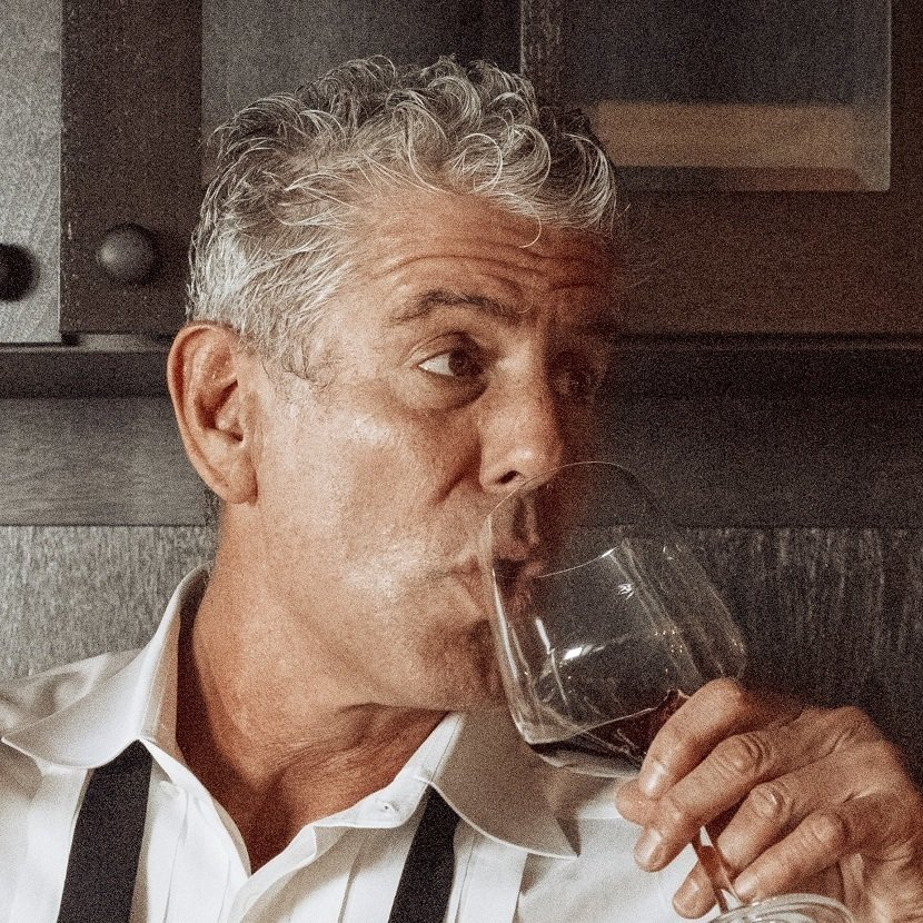 Cheers to you, Mr. Bourdain. Thank you for opening my eyes to so much.