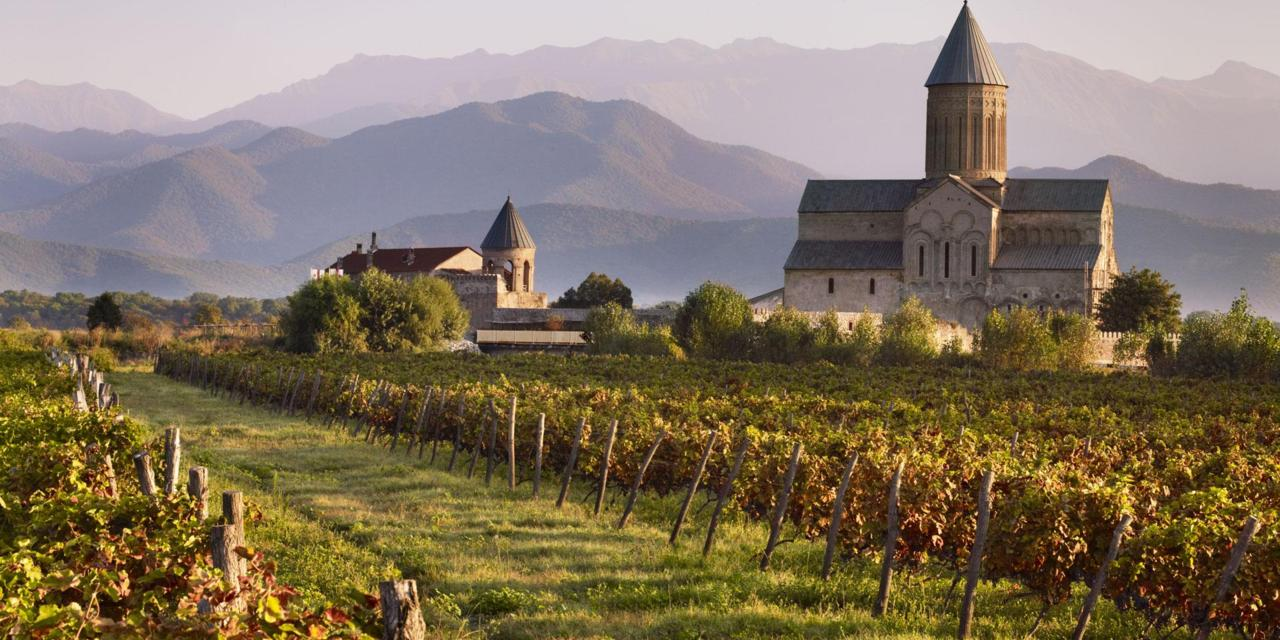 Have you ever been here? Ever try a wine from here? If you haven't, don't be afraid of it. Open your mind and be fearless about it.  Image credit:  BBC.com