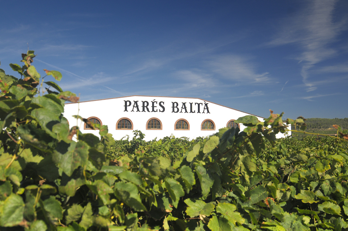 This country house nestled within the vines of Parés Baltà has been standing here since 1790; today that house contains the winery operations of this outstanding organic and biodynamic wine brand.