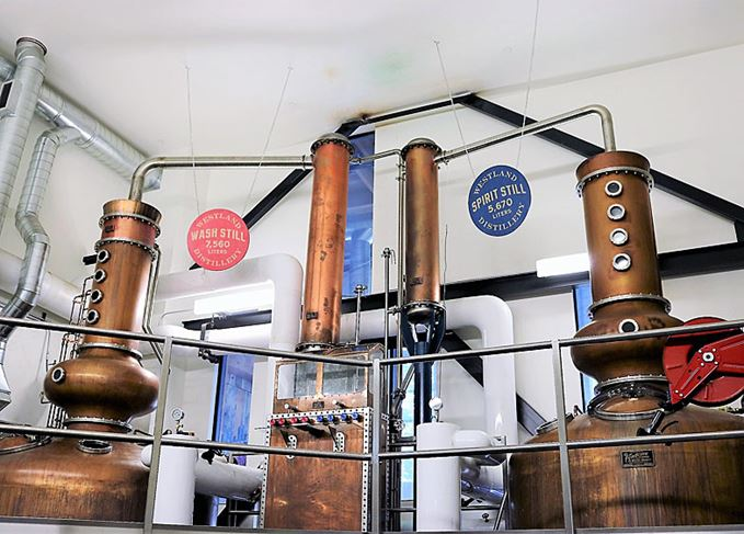 Taking a page from the folks in Scotland, Seattle's Westland distillery is offering a unique take on malt whisk(e)y. Image credit:  ScotchWhisky.com