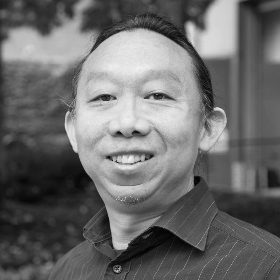 Tana Kosiyabong, the creative director/type designer at R9 Type Design