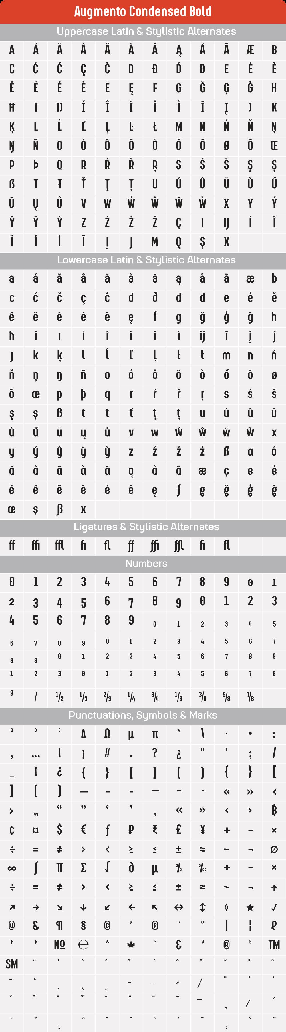 Condensed BoldAugmento-GlyphTable.png