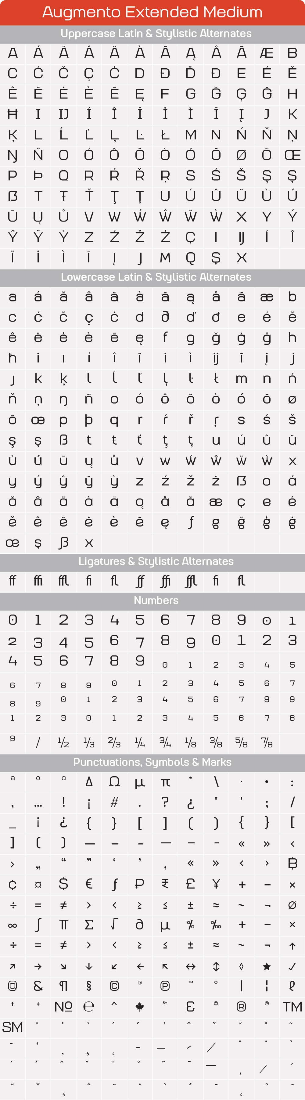 Extended MediumAugmento-GlyphTable.png