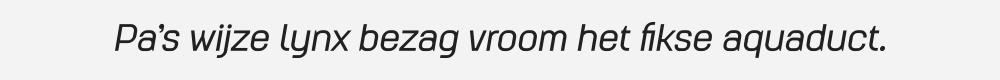 Augmento Normal Medium Italic