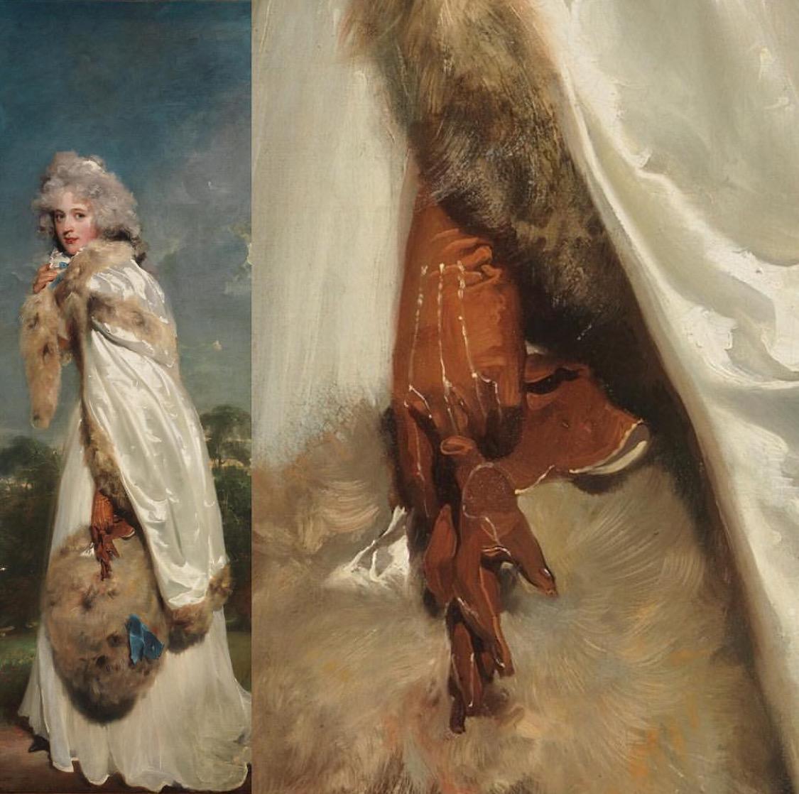 Artist: Sir Thomas Lawrence  Elizabeth Farren, Countess of Derby  1790 The Metropolitan Museum of Artf