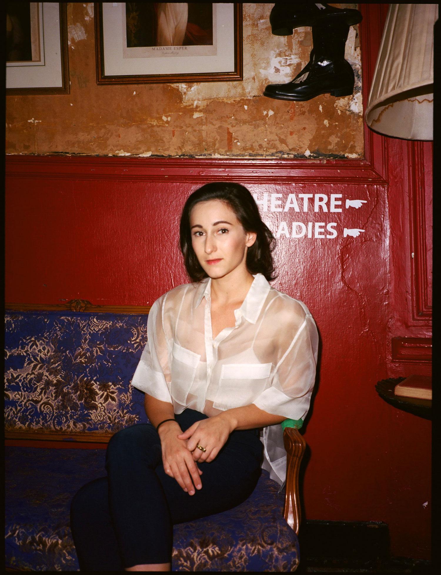 Kristin by Lily Bertrand-Webb