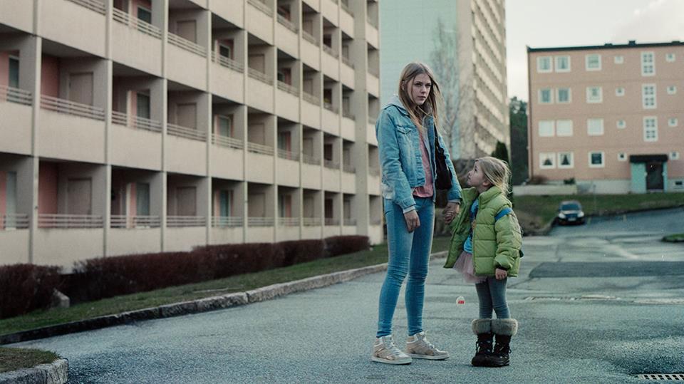 Helene Bergsholm and Alette Johanne Hellesoy in  It's Alright.S till by Director of Photography Karl Erik Brøndbo.
