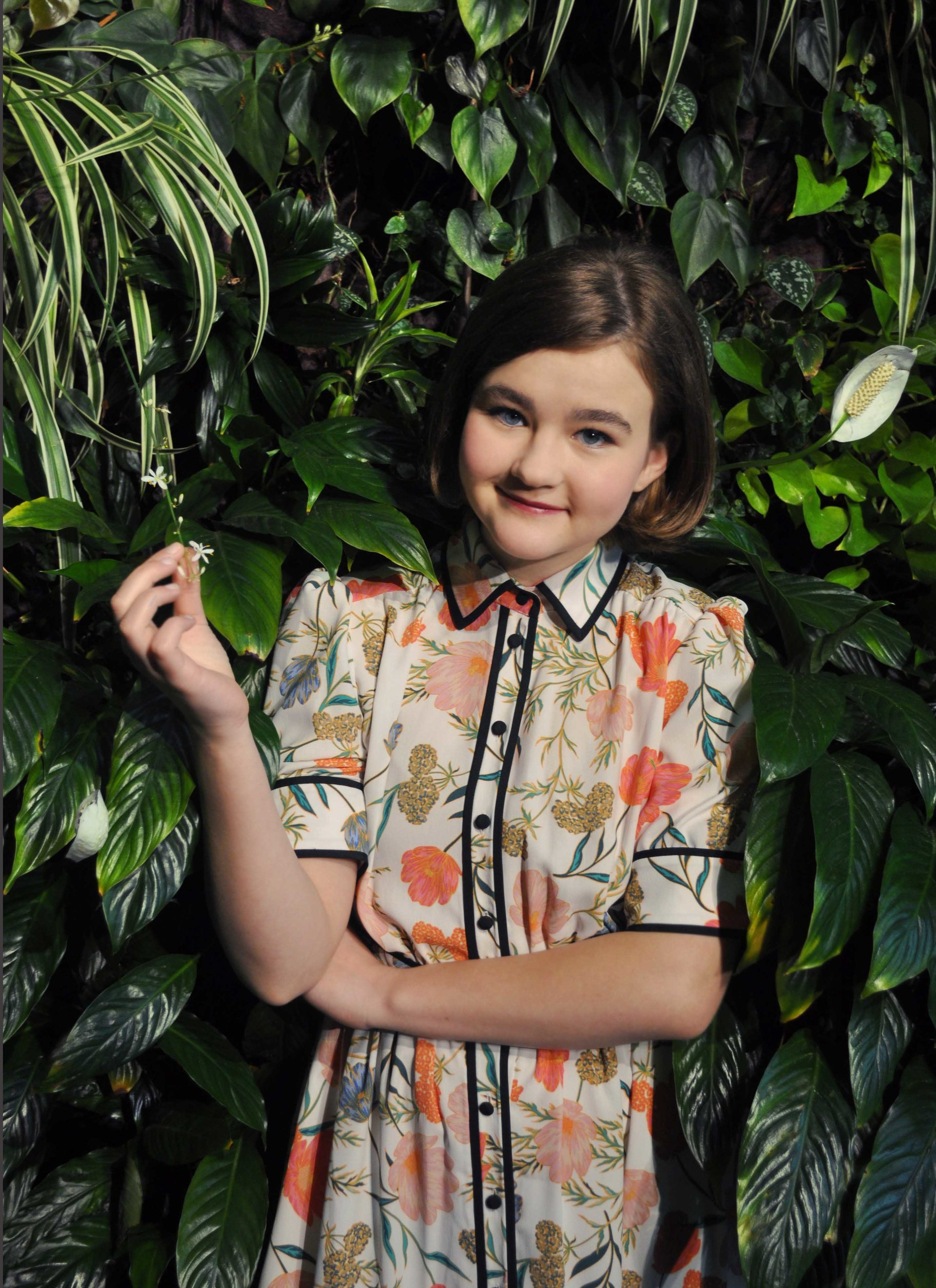 MEET MILLICENT SIMMONDS - The deaf, teen actress making major waves in hollywood and beyond