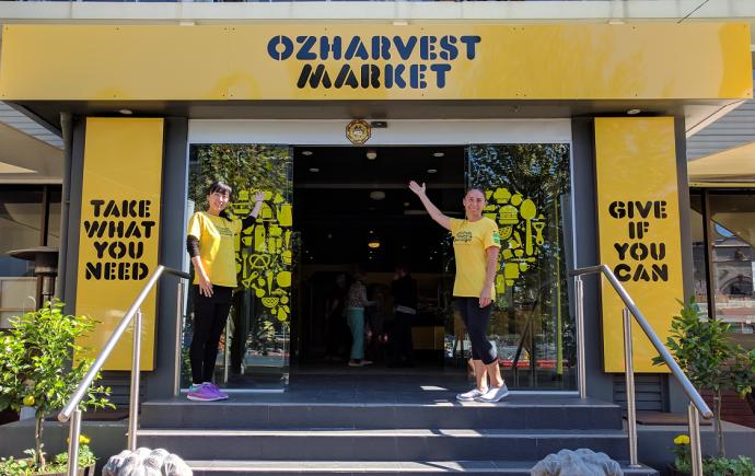 OzHarvest Wardrobe Crisis podcast
