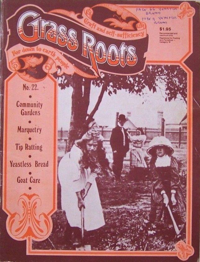 Grass Roots magazine