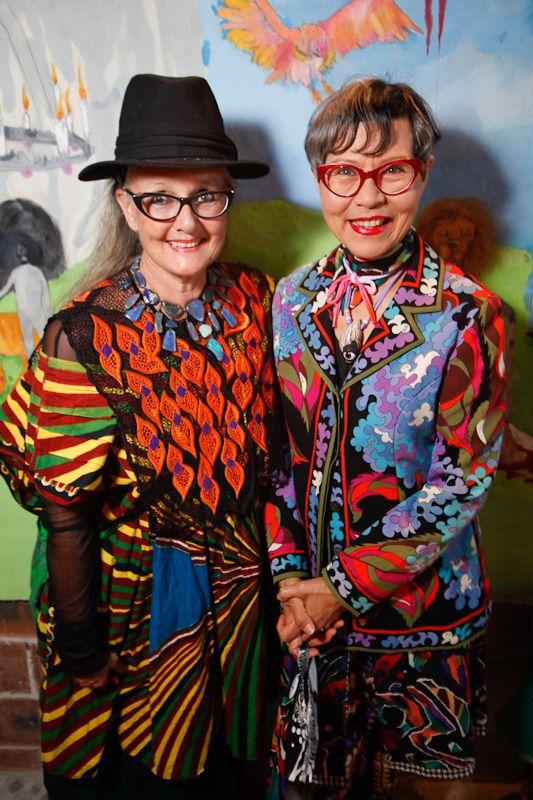 Jenny & Linda in 2011