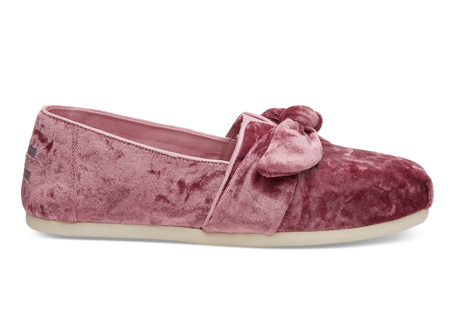 Can't go wrong with a pink velvet bow,  $59.95